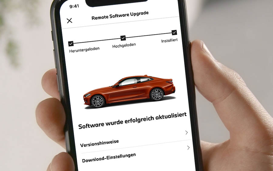 BMW lança app com mais tecnologias e funcionalidades