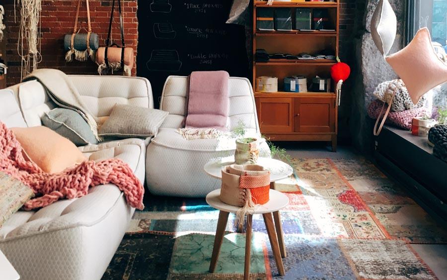 Lista das melhores lojas online de decoração