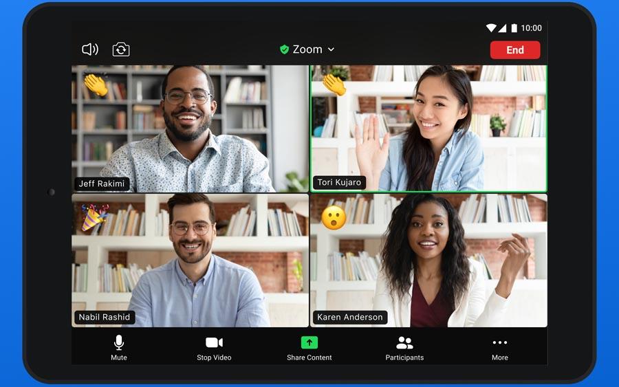 Conheça o app zoom para celular e PC