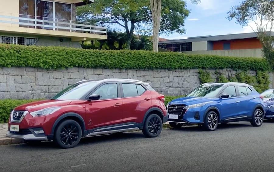 A evolução tecnológica dos carros da Nissan busca segurança