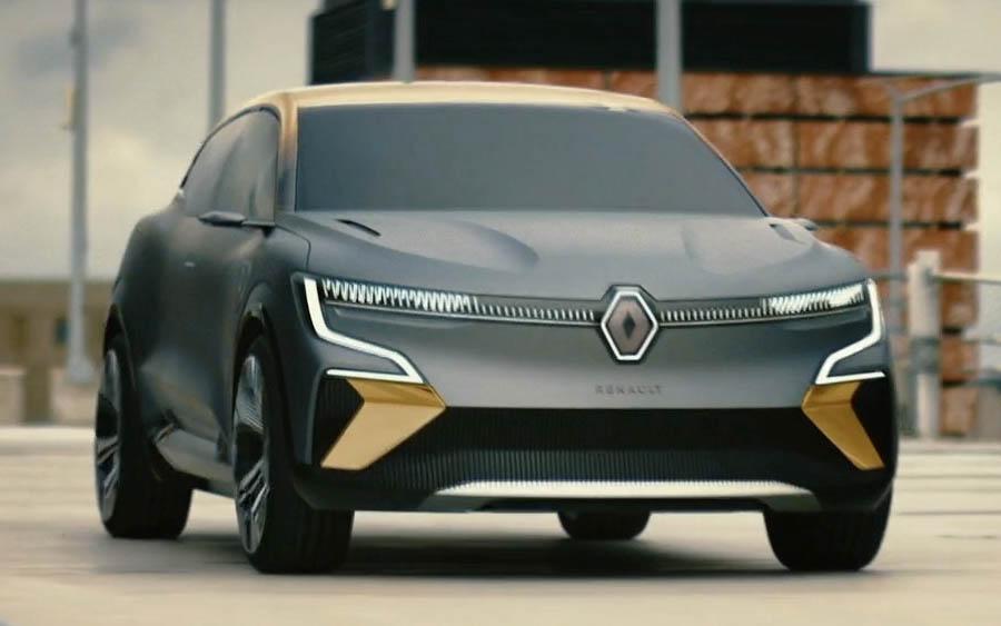 A voz dos carros elétricos da Renault