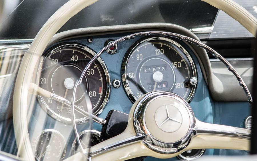 Como funciona o velocímetro de um veículo