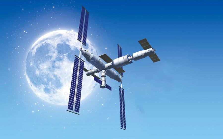 Conheça a nova estação espacial da China