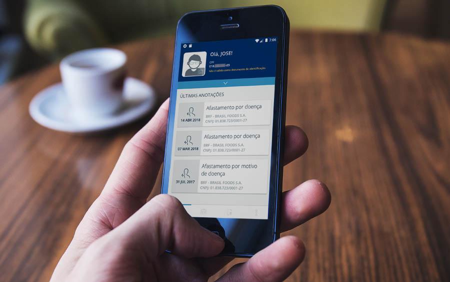 CTPS Online: veja como ter a Carteira de Trabalho Digital no seu celular