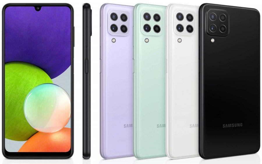 Conheça o novo lançamento de smartphone da Samsung no Brasil: o Galaxy A22