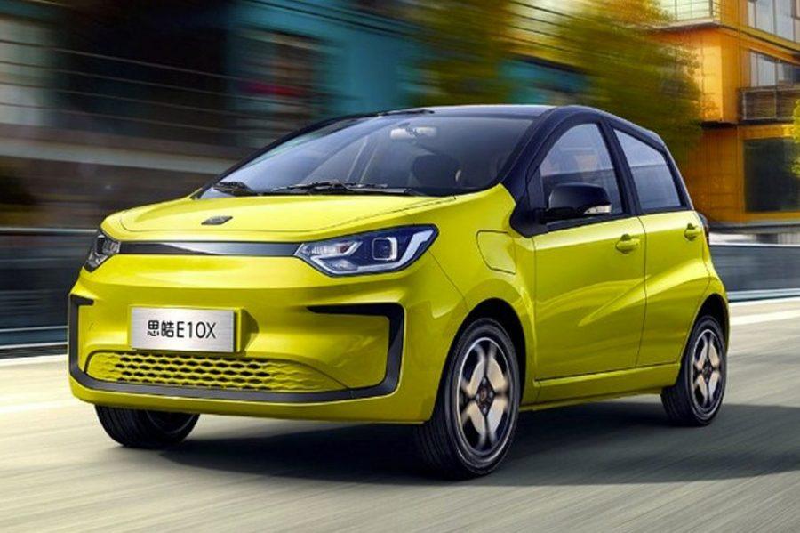 JAC e-JS1 promete ser o carro elétrico mais barato no Brasil