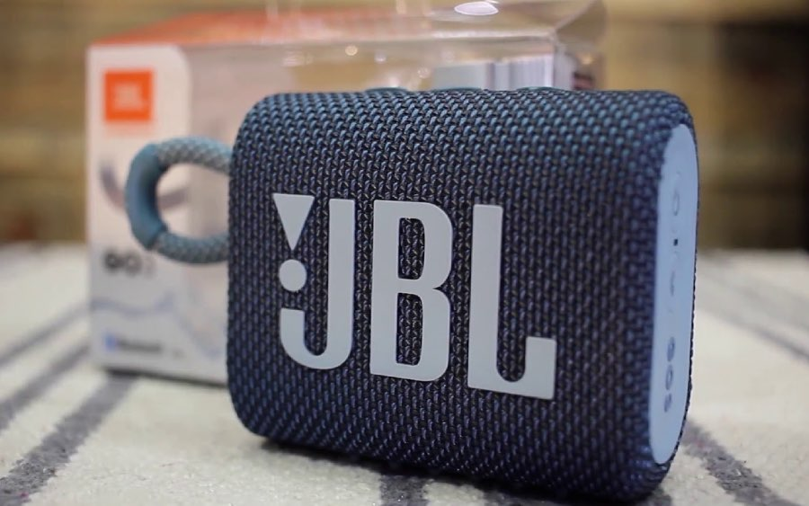 JBL Go 3 é a caixa de som mais pesquisada pelos brasileiros