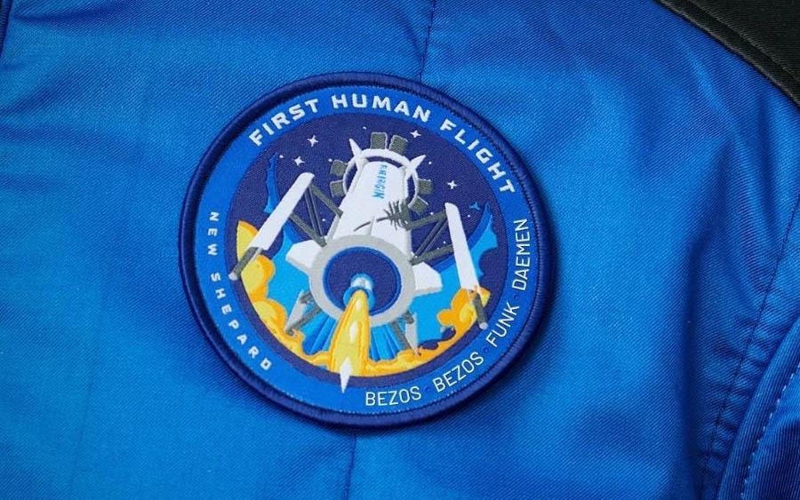 Jeff Bezos fez viagem espacial com a sua Blue Origin