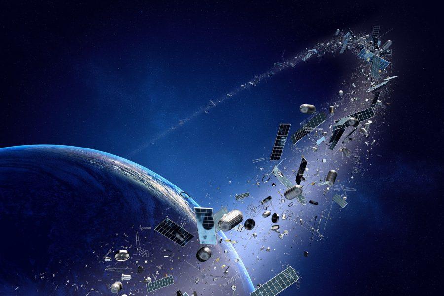 Como seria se desligássemos todos os satélites artificiais