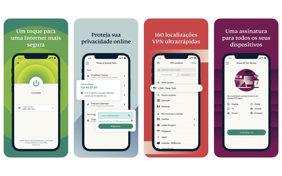 Confira algumas opções de aplicativos VPN para celular