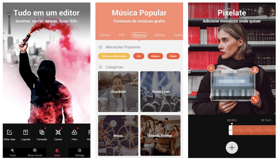 Confira 4 aplicativos legais para colocar legenda no vídeo pelo celular