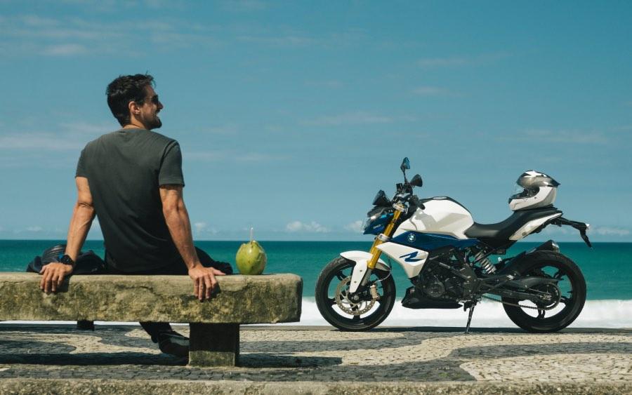 Conheça a nova moto roadster esportiva BMW G 310 R