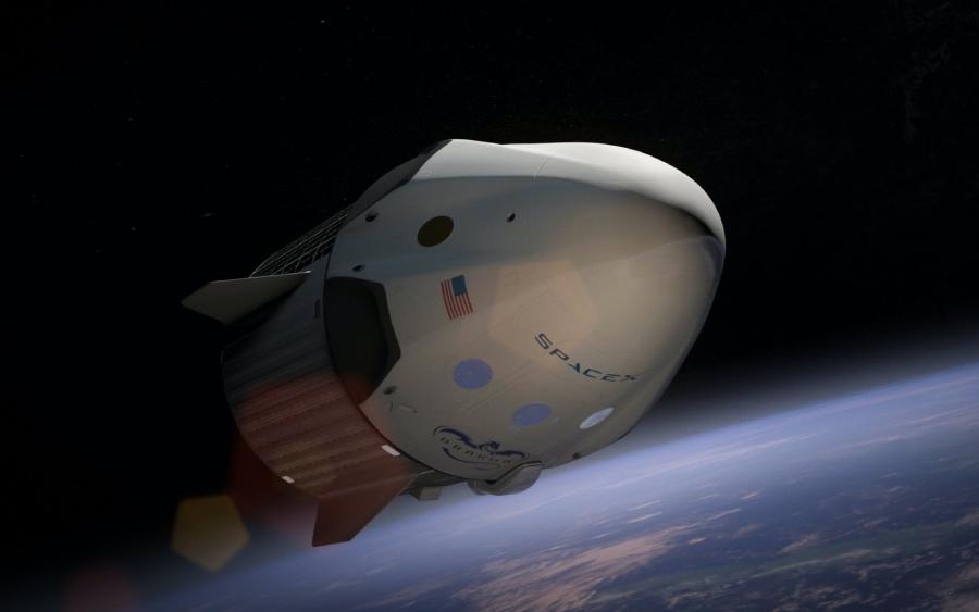SpaceX de Elon Musk da mais um passo na exploração do turismo espacial
