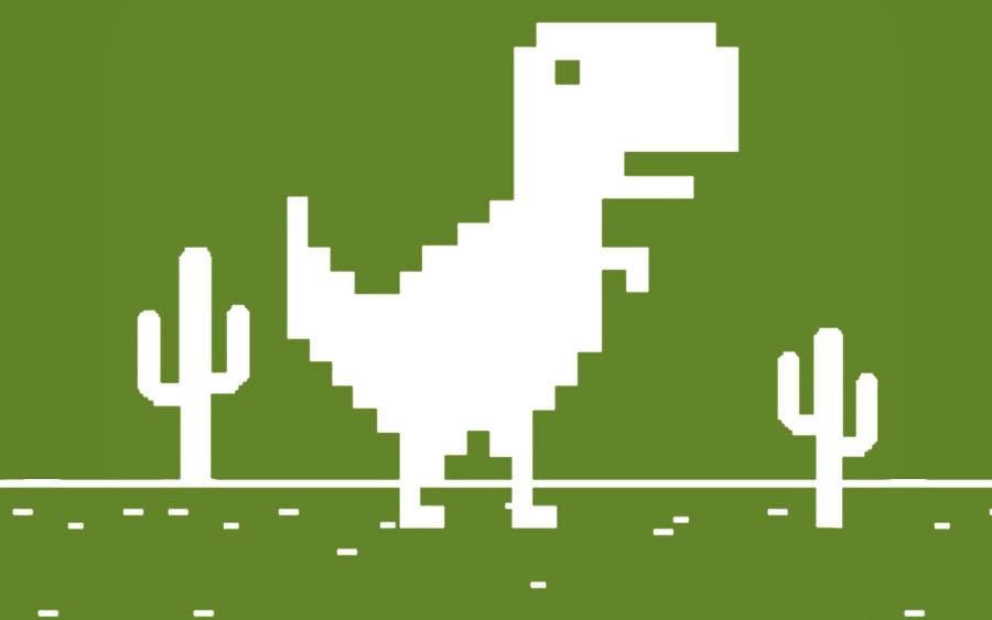A história do jogo de dinossauro que aparece no Chrome e como jogar quando quiser