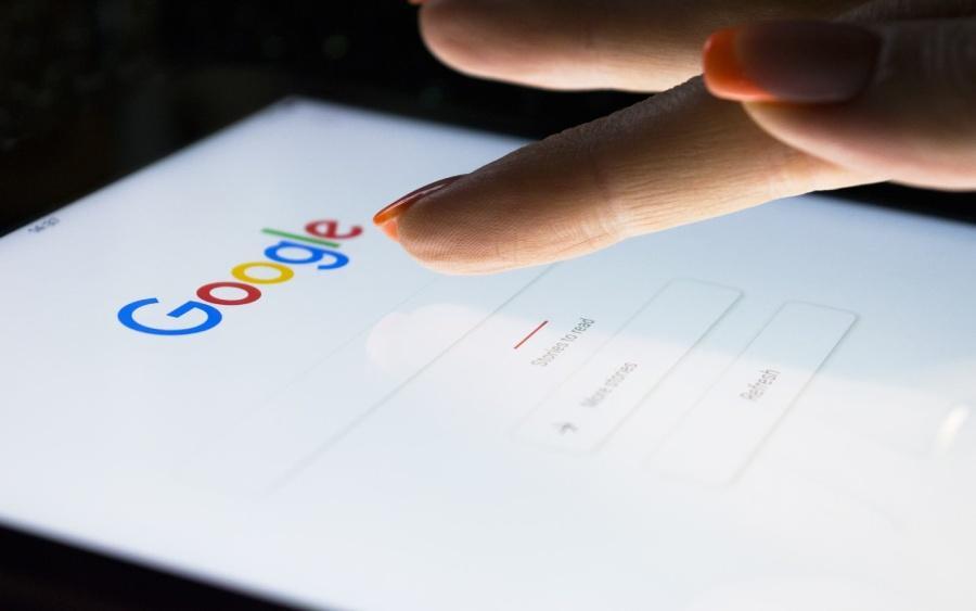 Como funciona a pesquisa Google