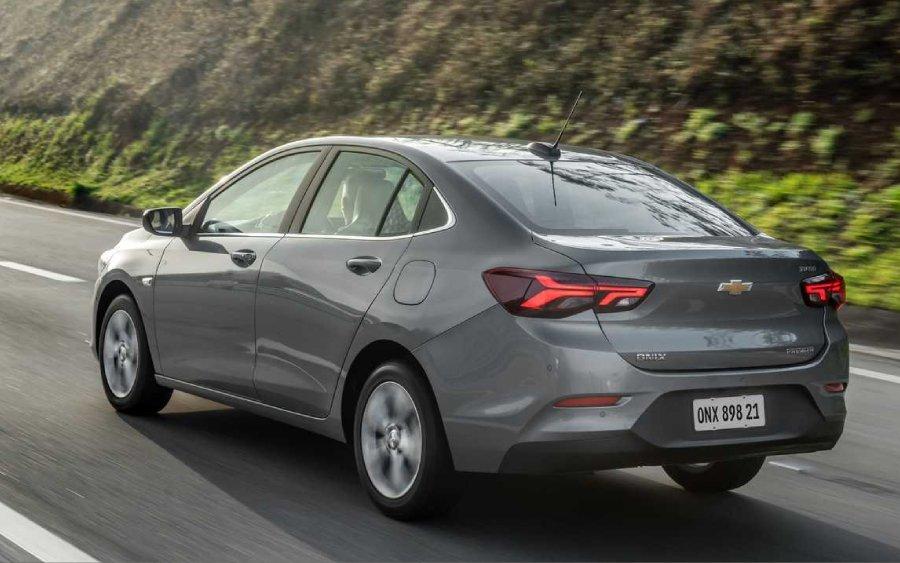 Chevrolet Onix Plus (foto: divulgação)